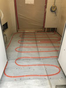 Hydronic Radiant Floor Heating and Snow Melting