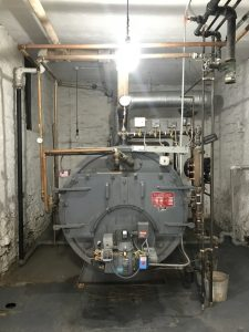 Commercial Property Heating
